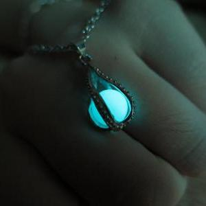 Free shipping Cyan Luminous ball, D..